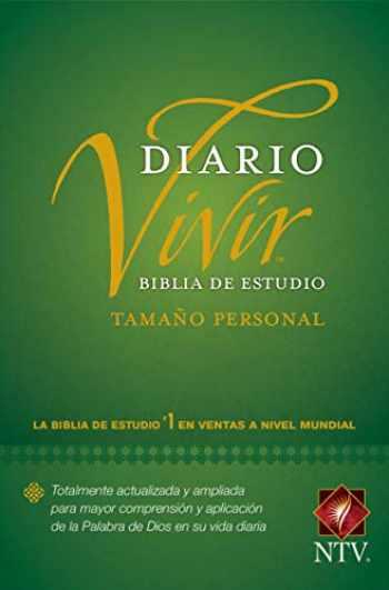 9781496440747-1496440749-Biblia de estudio del diario vivir NTV, tamaño personal (Letra Roja, Tapa rústica) (Spanish Edition)