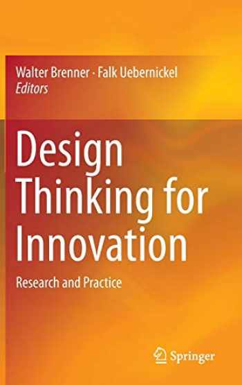 9783319260983-3319260987-Design Thinking for Innovation: Research and Practice