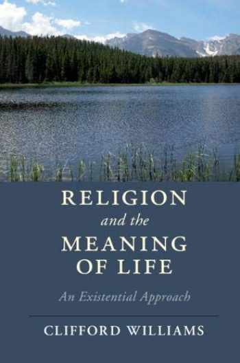 9781108432986-1108432980-Religion and the Meaning of Life: An Existential Approach (Cambridge Studies in Religion, Philosophy, and Society)