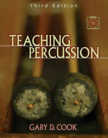 9780534509903-0534509908-Teaching Percussion (with 2-DVD Set)