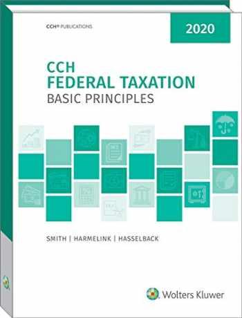 9780808051787-0808051784-Federal Taxation: Basic Principles (2020)