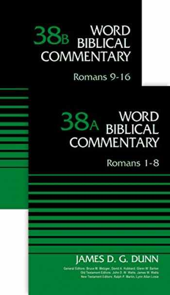 9780310577959-0310577950-Romans (2-Volume Set---38A and 38B) (Word Biblical Commentary)