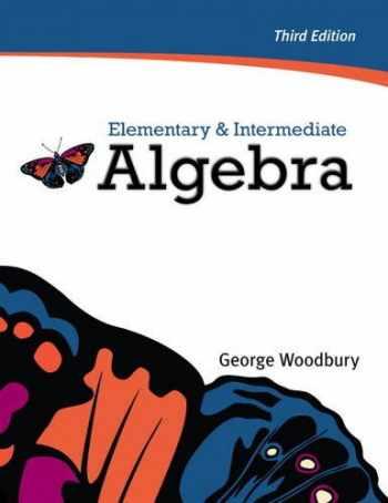9780321665485-0321665481-Elementary & Intermediate Algebra (3rd Edition)