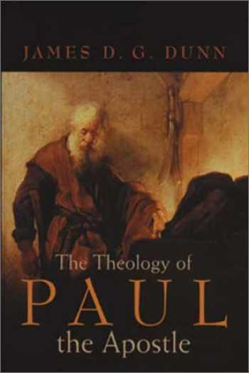 9780802838445-0802838448-The Theology of Paul the Apostle (New Testament)