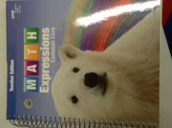 9780547824826-0547824823-Math Expressions, Grade 4, Vol. 1, Teacher Edition