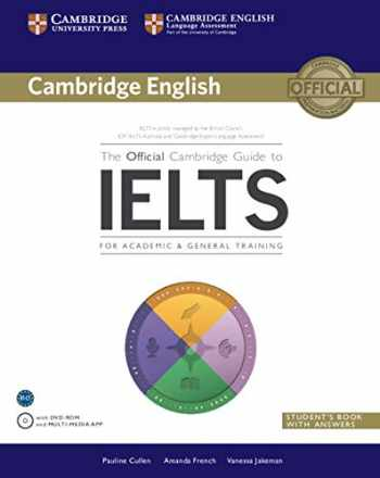 9781107620698-1107620694-The Official Cambridge Guide to IELTS Student's Book with Answers with DVD-ROM (Cambridge English)