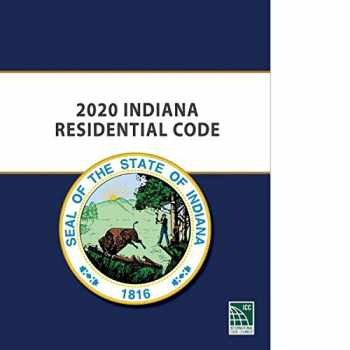 9781609839543-1609839544-2020 Indiana Residential Code