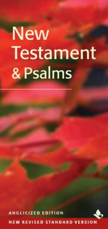 9780521759731-0521759730-NRSV New Testament and Psalms, NR010:NP