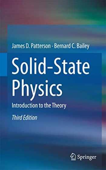 9783319753218-3319753215-Solid-State Physics: Introduction to the Theory