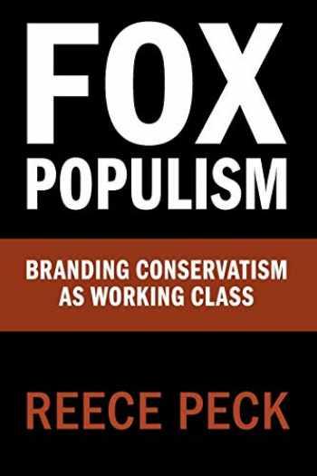 9781108721783-1108721788-Fox Populism (Communication, Society and Politics)