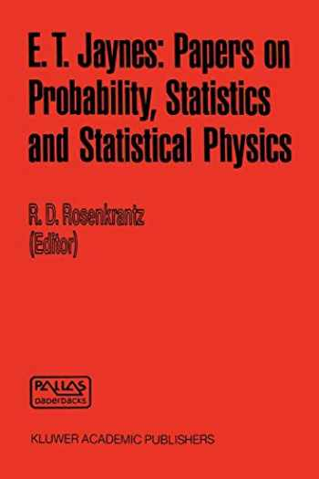 9780792302131-0792302133-E. T. Jaynes: Papers on Probability, Statistics and Statistical Physics (Synthese Library (158))