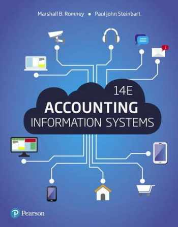 9780134474021-0134474023-Accounting Information Systems (14th Edition)