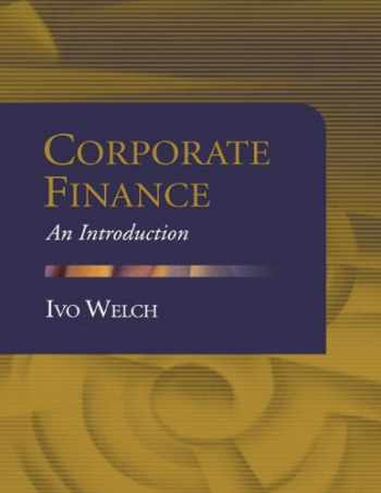 9780321277992-0321277996-Corporate Finance: An Introduction
