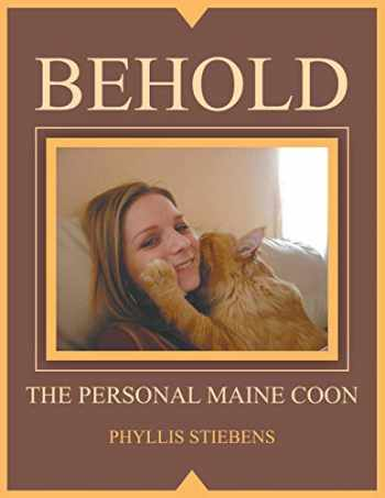 9781681819129-1681819120-Behold the Personal Maine Coon