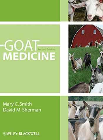 9780781796439-0781796431-Goat Medicine, 2nd Edition