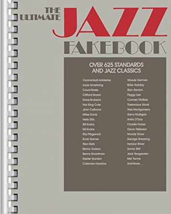 9780881889796-0881889792-The Ultimate Jazz Fake Book (Fake Books) C Edition