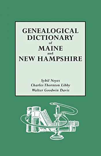 9780806305028-0806305029-Genealogical Dictionary of Maine and New Hampshire