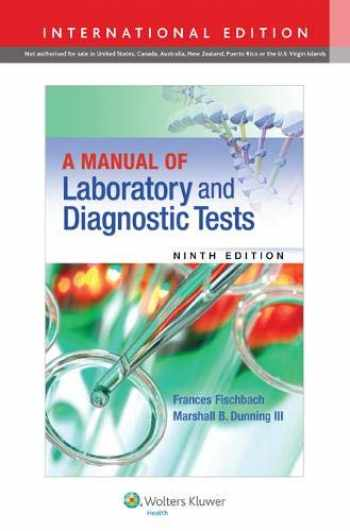 9781451193770-1451193777-A Manual of Laboratory and Diagnostic Tests
