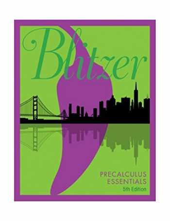 9780134578156-0134578155-Precalculus Essentials
