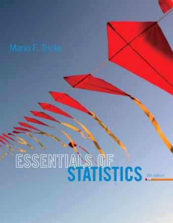 9780133864960-0133864960-Essentials of Statistics Plus MyLab Statistics with Pearson eText -- Access Card Package (5th Edition)