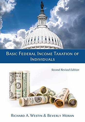 9781600425080-1600425089-Basic Federal Income Taxation of Individuals, Second Revised Edition