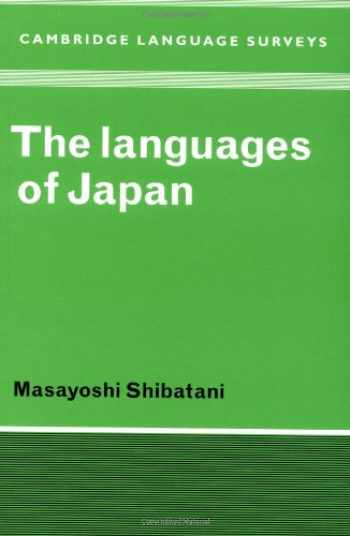 9780521369183-0521369185-The Languages of Japan (Cambridge Language Surveys)