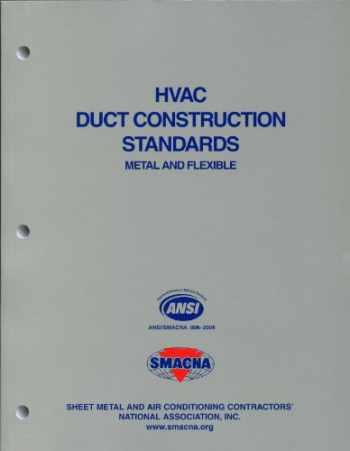 9781617210303-1617210307-HVAC Duct Construction Standards-Metal & Flexible, 3rd Edition