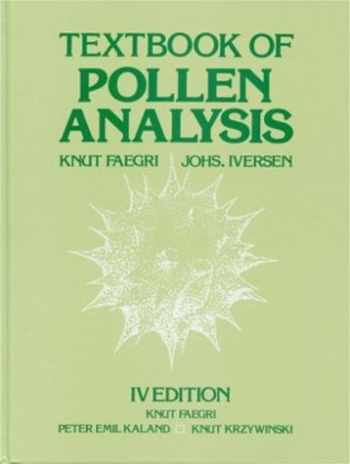 9781930665019-1930665016-Textbook of Pollen Analysis