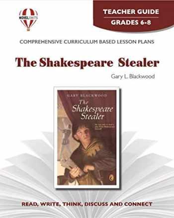 9781608786923-1608786927-Shakespeare Stealer - Teacher Guide by Novel Units