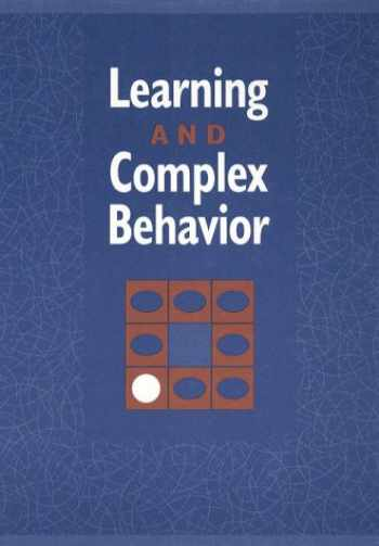 9780205139965-0205139965-Learning and Complex Behavior