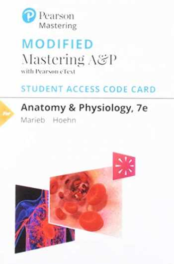 9780135241714-0135241715-Modified Mastering A&P with Pearson eText -- Standalone Access Card -- for Anatomy & Physiology (7th Edition)