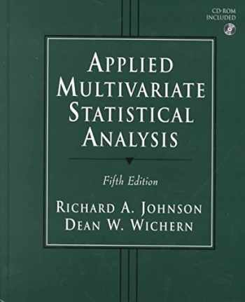 9780131877153-0131877151-Applied Multivariate Statistical Analysis (6th Edition)