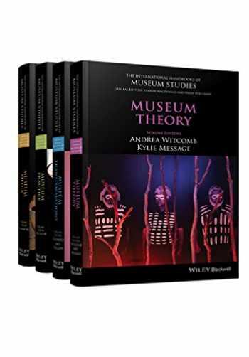 9781405198509-1405198508-The International Handbooks of Museum Studies, 4 Volume Set