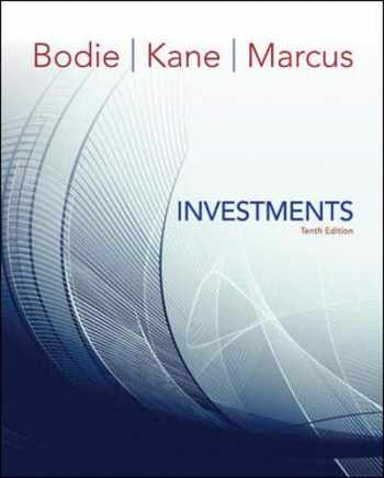 9780077861674-0077861671-Investments, 10th Edition