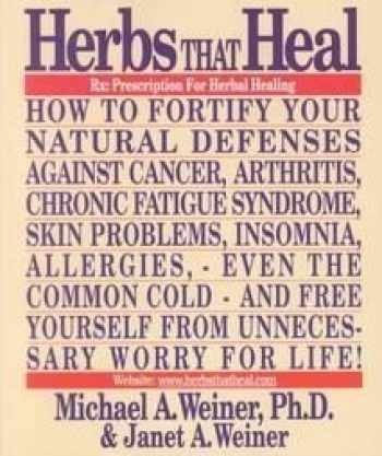 9780912845111-0912845112-Herbs That Heal: Prescription for Herbal Healing