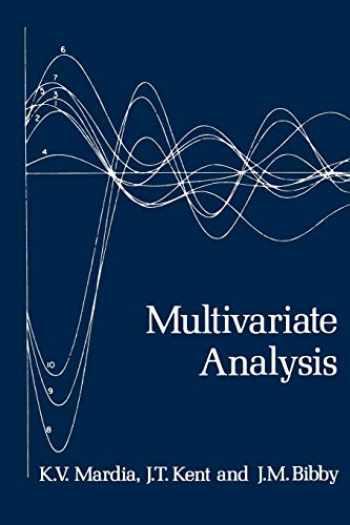 9780124712522-0124712525-Multivariate Analysis (Probability and Mathematical Statistics)