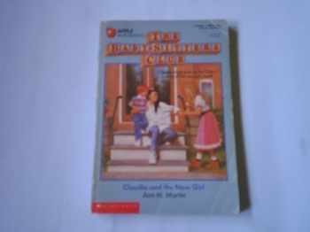 9780590411264-0590411268-Claudia and the New Girl (Babysitters Club # 12)