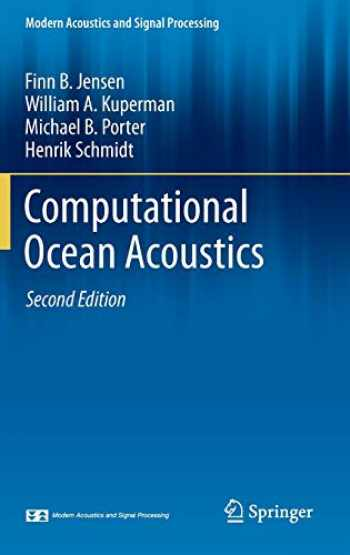 9781441986771-1441986774-Computational Ocean Acoustics (Modern Acoustics and Signal Processing)