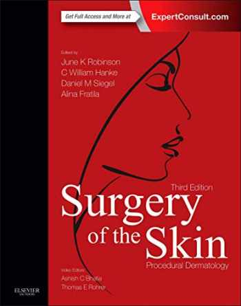 9780323260275-0323260276-Surgery of the Skin: Procedural Dermatology