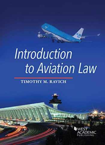 9781683286783-1683286782-Introduction to Aviation Law (Higher Education Coursebook)