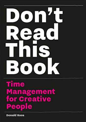 9789063694234-9063694237-Don't Read this Book: Time Management for Creative People