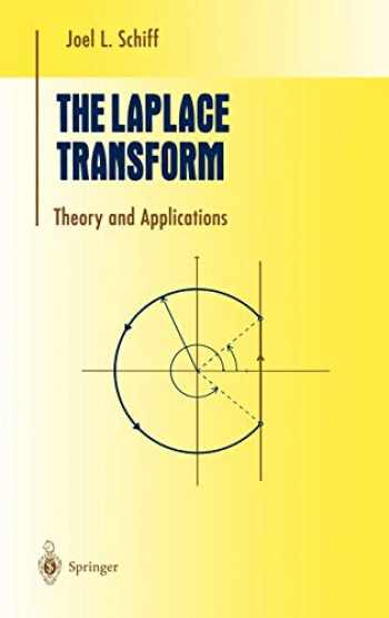 9780387986982-0387986987-The Laplace Transform: Theory and Applications (Undergraduate Texts in Mathematics)