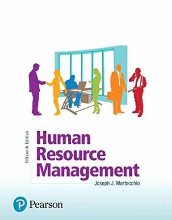 9780134739724-0134739728-Human Resource Management (15th Edition) (What's New in Management)