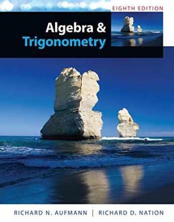 9781285449425-1285449428-Algebra and Trigonometry