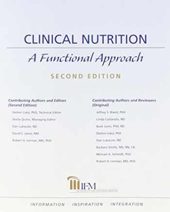 9780977371327-0977371328-Clinical Nutrition: A Functional Approach