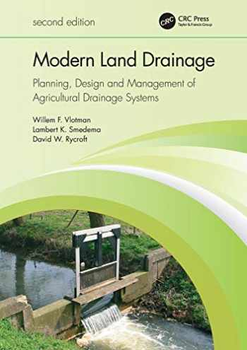 9780367458775-0367458772-Modern Land Drainage: Planning, Design and Management of Agricultural Drainage Systems
