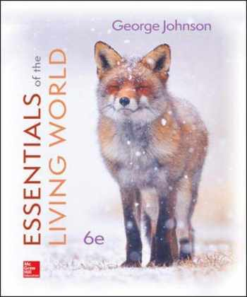 9781260219234-1260219232-Essentials of The Living World