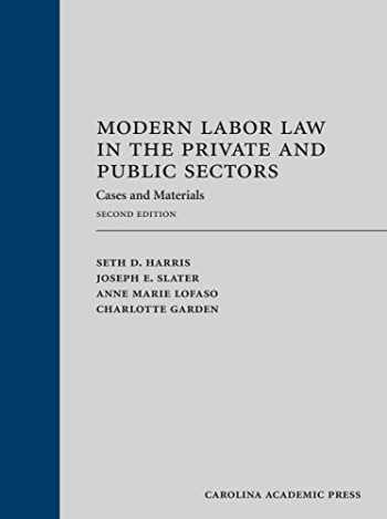 9781632849632-1632849631-Modern Labor Law in the Private and Public Sectors