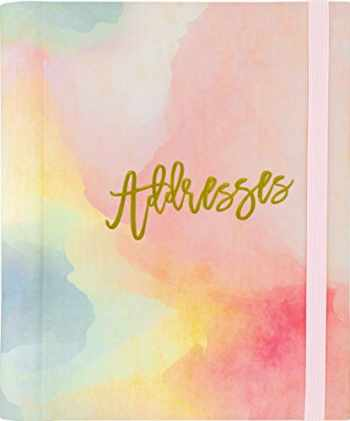 9781441328250-1441328254-Watercolor Sunset Large Address Book