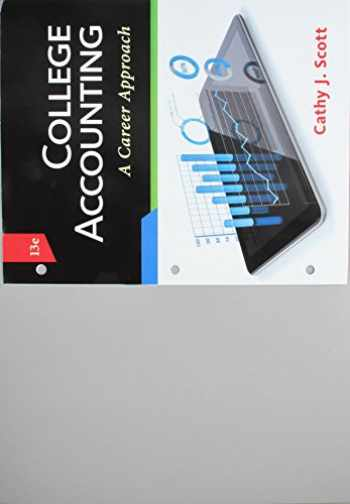 9781337607773-1337607770-Bundle: College Accounting: A Career Approach (with QuickBooks Online), Loose-leaf Version, 13th + CengageNOWV2, 1 term Printed Access Card